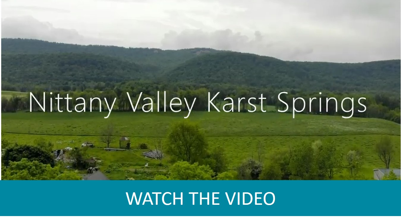Link to Nittany Valley Karst Springs Field trip Video